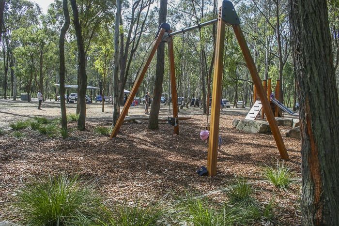 Nurragingy Reserve playground _1