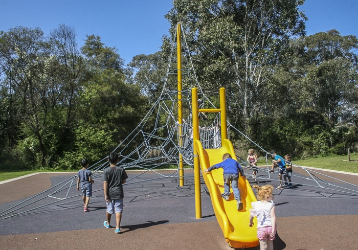 Nurragingy Reserve playground _3