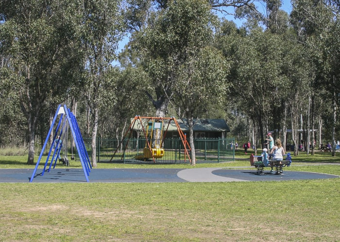 Nurragingy Reserve playground _4