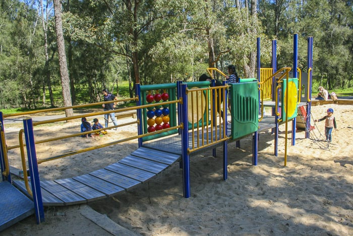 Nurragingy Reserve playground _6