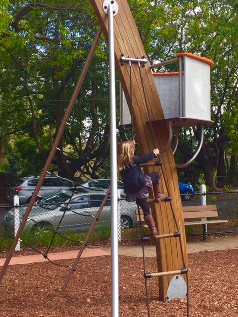 Wahroonga Park Playground0