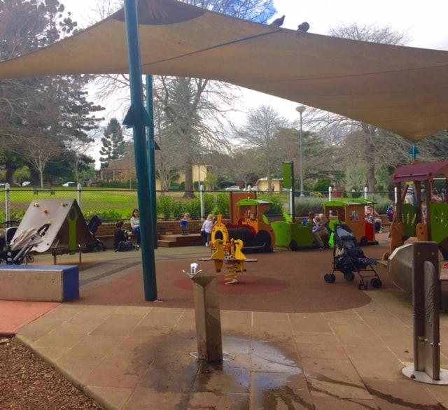 Wahroonga Park Playground2