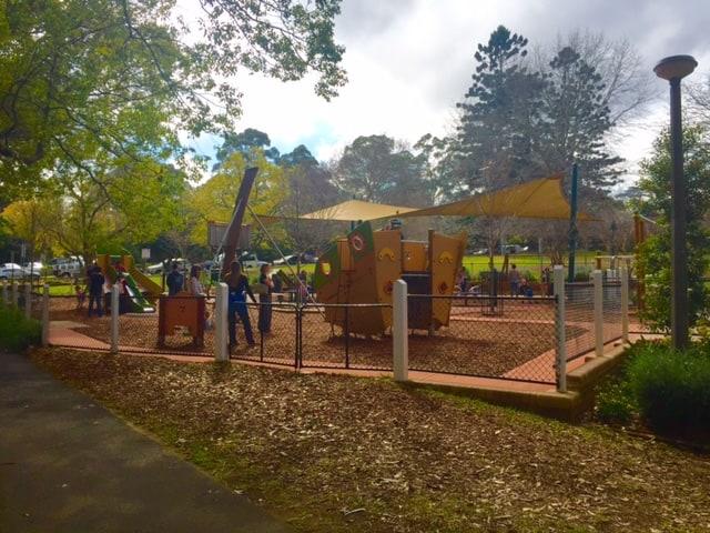 Wahroonga Park Playground3