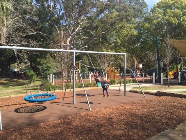 Wahroonga Park Playground4 (1)