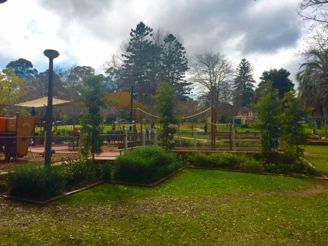 Wahroonga Park Playground5