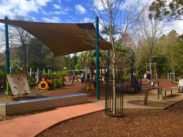 Wahroonga Park Playground6