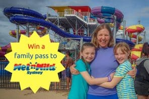 Family Fun, The Wetter The Better: Wet'n'Wild Giveaway
