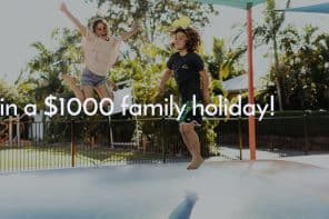 Save Money on Petrol with the NRMA App plus a $1000 Holiday Giveaway {Ended}
