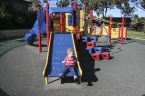 Faulkland Crescent Reserve and Playgrounds, Kings Park