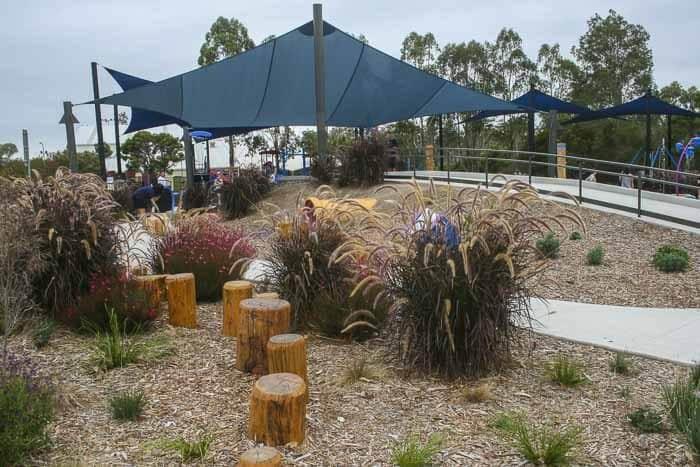 Livvi's Place playground Bernie Mullane - Sydney park kids