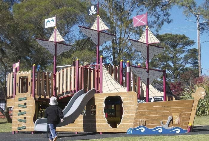 wentworthfalls playground Things To Do In The Blue Mountains with kids
