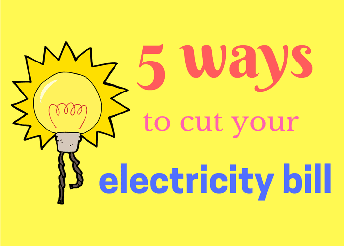 5-ways-to-save-money-on-electricity-bill
