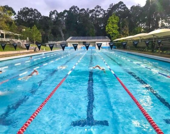 hawkesbury oasis pool outdoors