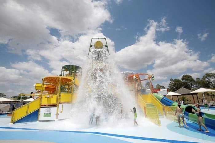 Aquatopia Water Park