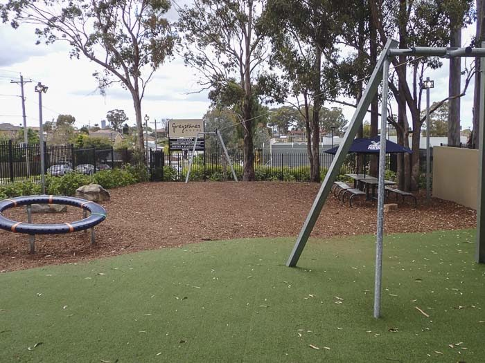 the greystanes hotel playground