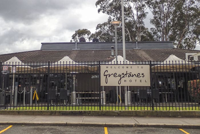 The Greystanes Hotel