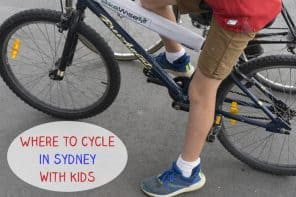 Cycling With Children In Sydney: The Best Routes