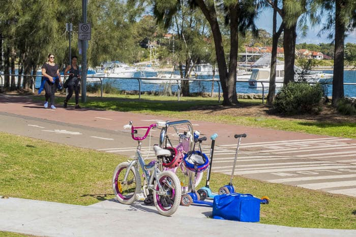 cycle-the-bay-run-sydney