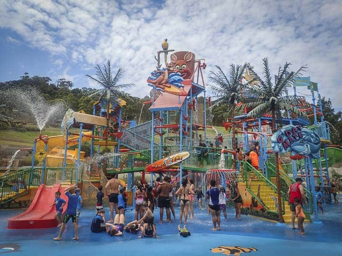 sydney water parks