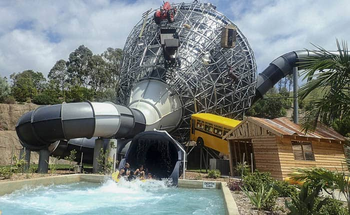 sydney water slides and water parks