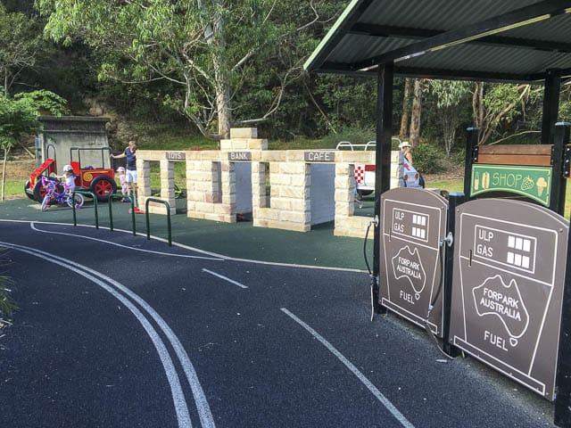 Brightmore Reserve bike track, Cremorne
