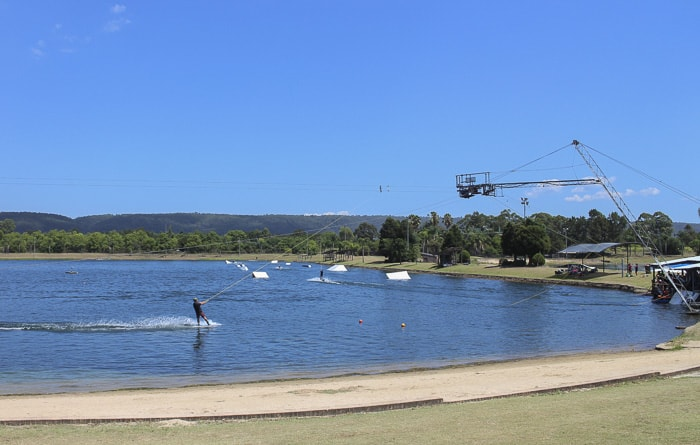 Cables Wake Park at Penrith