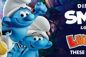 Smurfs At Luna Park: Family Pass Giveaway