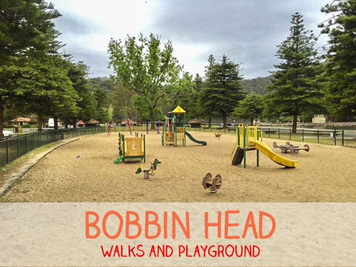 Bobbin Head playground - kids parks in Sydney