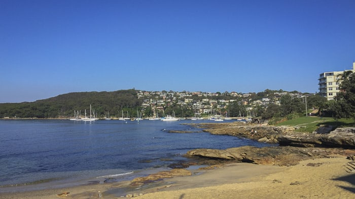 manly to balgowlah stroller walk