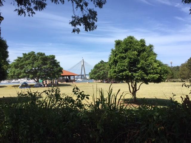 Glebe Foreshore Parks
