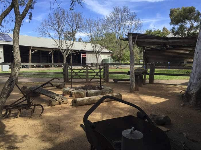 CALMSLEY HILL CITY FARM in western sydney