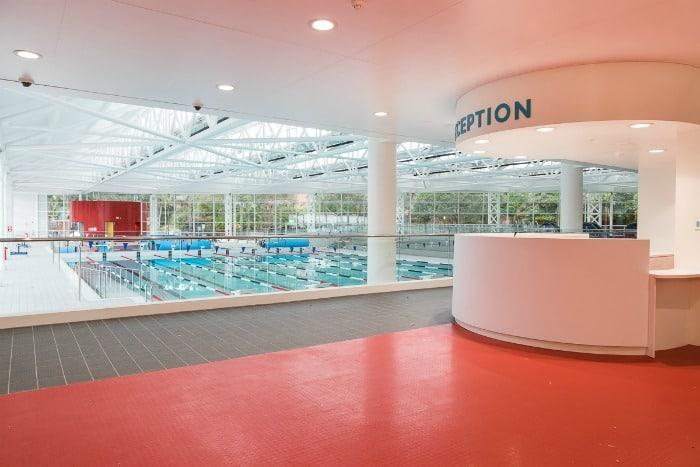 Manly Andrew 'Boy' Charlton Swim Centre
