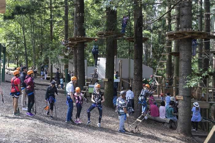 TreeTop Adventure Park Sydney The Hills