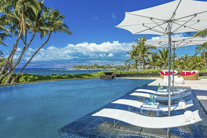 Hawaii family holidays villas to rent