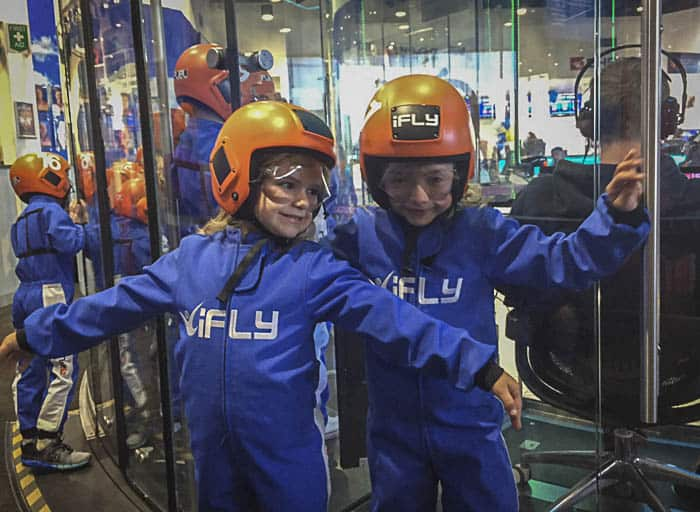 indoor skydiving sydney ifly downunder