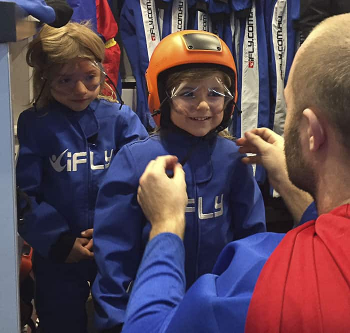 sydney indoor skydiving ifly downunder