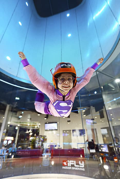 indoor skydiving sydney ifly penrith