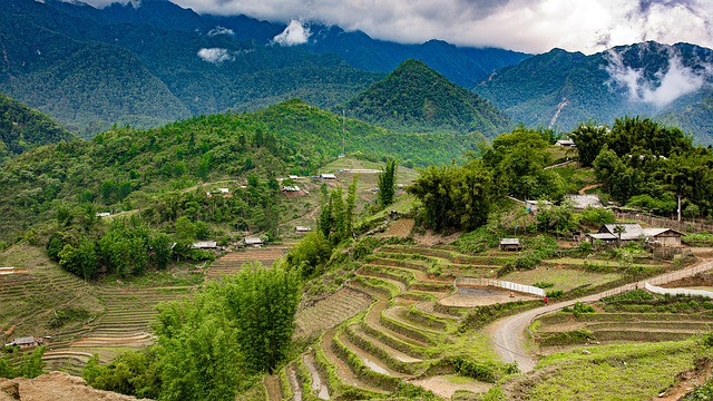 family tours in Vietnam sapa