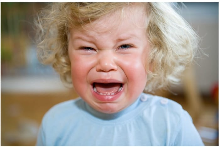 Dr James best parenting tantrums