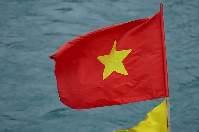 vietnam family tours and holidays flag