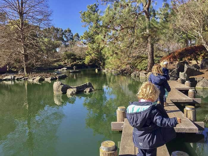 Auburn Botanic Garden Japanese Garden_