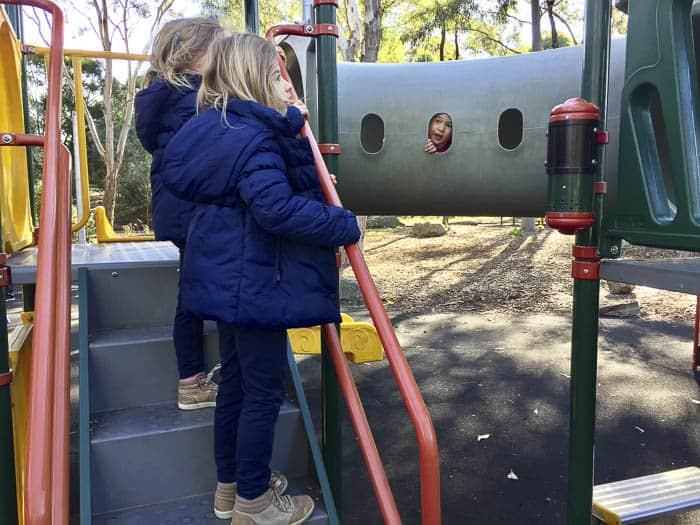 Auburn Botanic Gardens playground_1