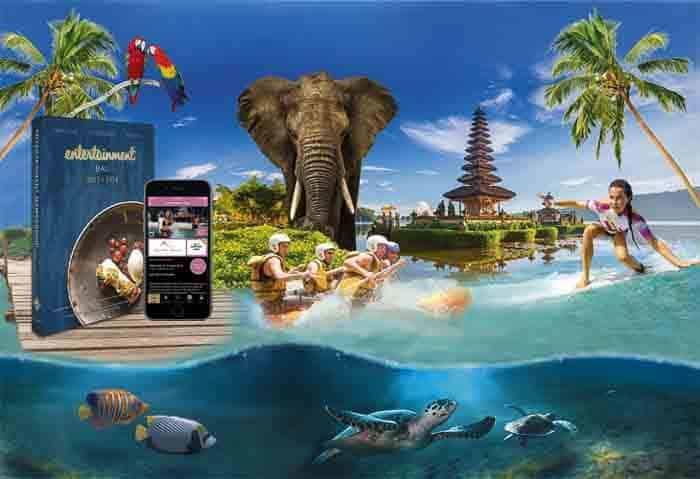 entertainment book travel holidays