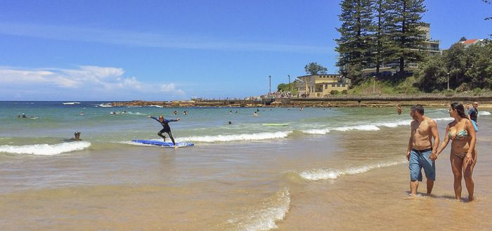 surf schools sydney dee why surfing lesson