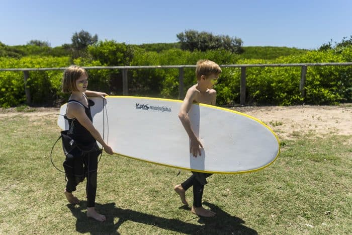 This image has an empty alt attribute; its file name is Sydney-learn-to-surf_6-700x467.jpg