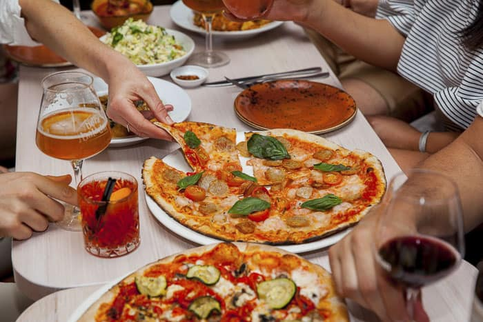 Best Group Dining Spots in Sydney The Italian Willoughby