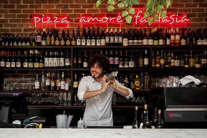The Italian Best Group Dining Spots in Sydney