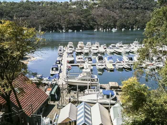 kid-friendly cafe north shore sydney echo on the marina