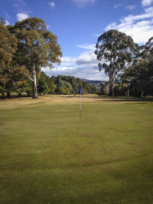 where to play golf in Orange
