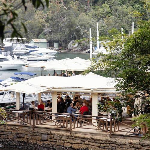 echo on the marina kid-friendly cafe north shore